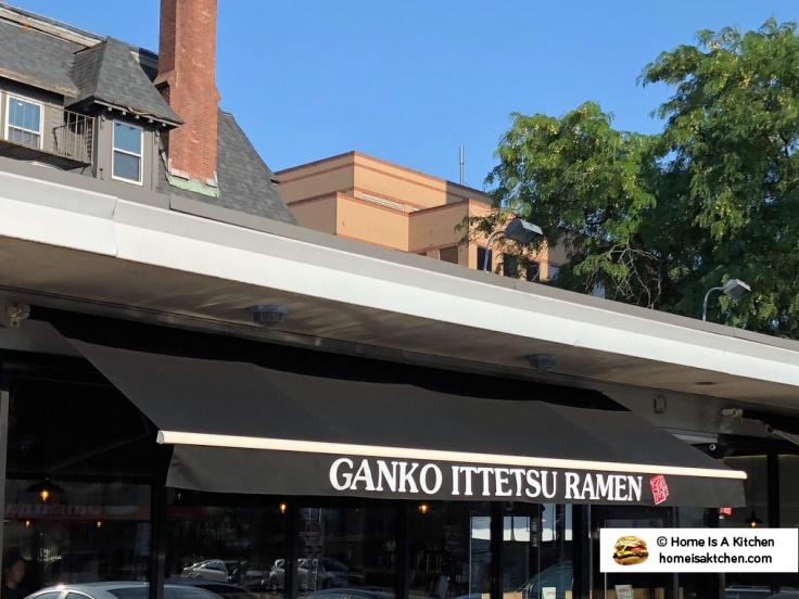 Home Is A Kitchen - Ganko Ittetsu Ramen - Providence, RI