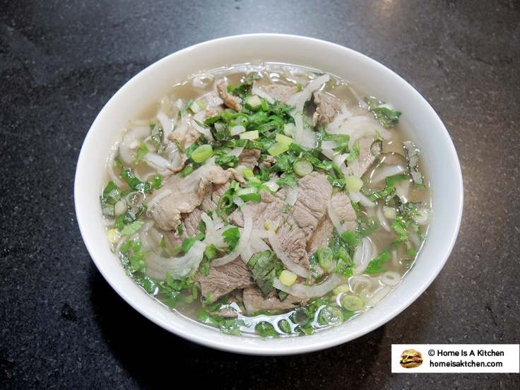 Home Is A Kitchen - Instant Pot Pho Recipe