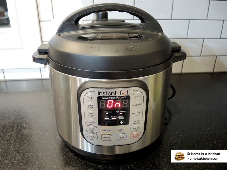 Home Is A Kitchen - Instant Pot