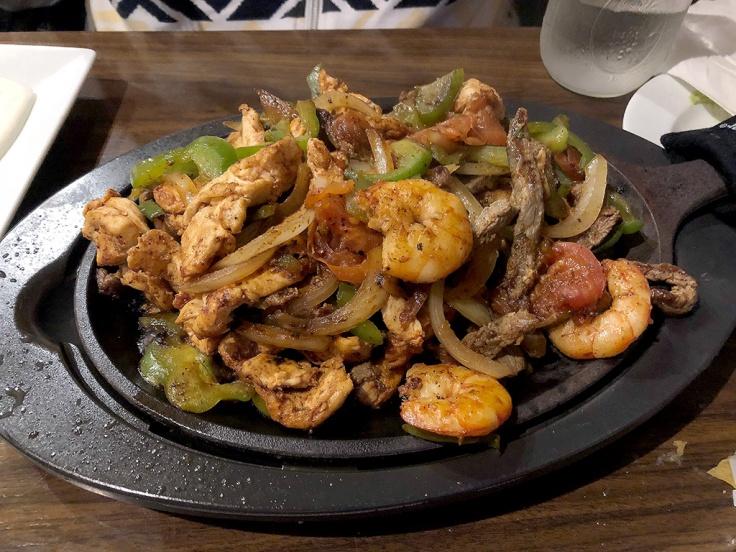 home is a kitchen - rebeco - seekonk, ma - texas fajita