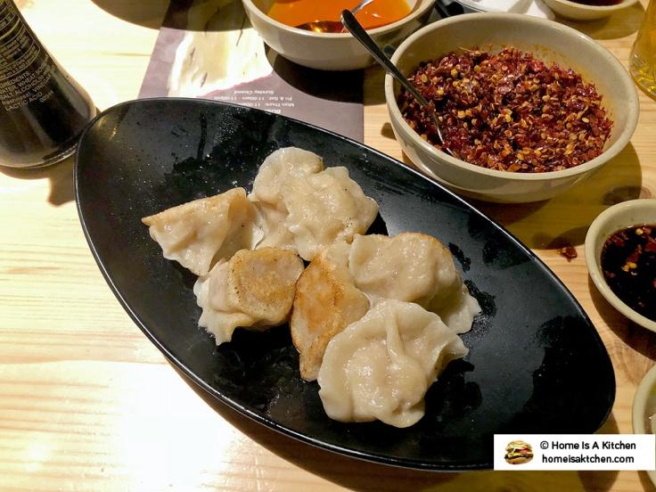 home is a kitchen - yaki mani - east providence, ri - chicken and corn dumplings