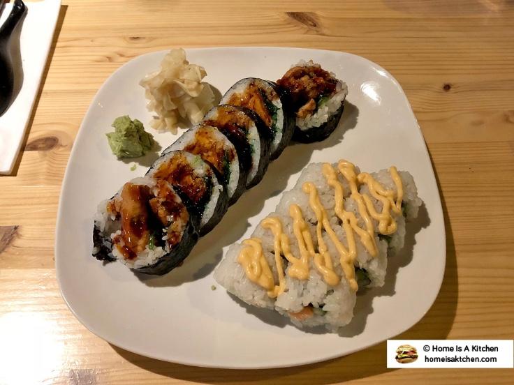 home is a kitchen - yaki mani - east providence, ri - sushi