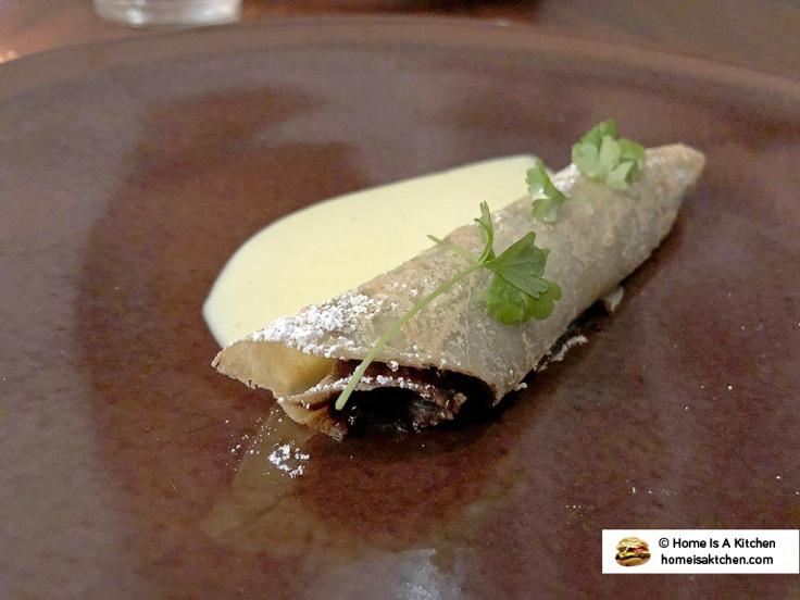 Home Is A Kitchen - Persimmon - Providence, RI - Dessert