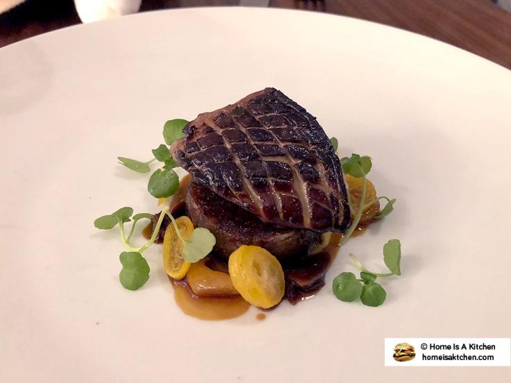Home Is A Kitchen - Persimmon - Providence, RI - Foie Gras