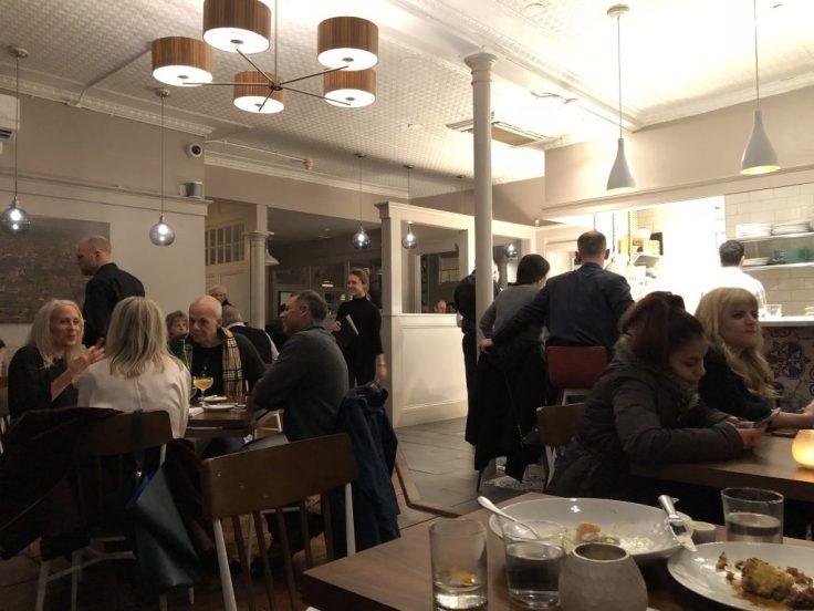 Home Is A Kitchen - Persimmon - Providence, RI - Interior