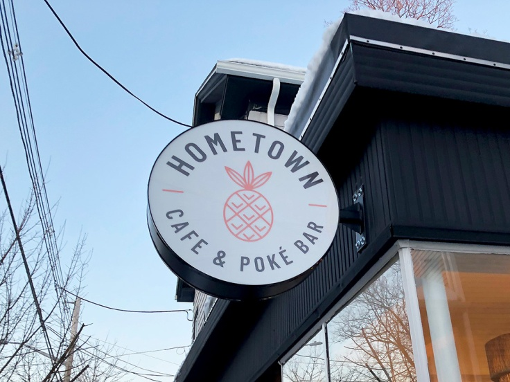 Home Is A Kitchen - Hometown Poke - Providence, RI