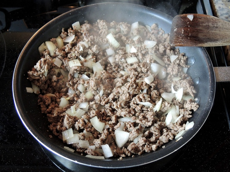 Home Is A Kitchen - macarona-bechamel-recipe-pastitso-ground-beef-and-onions