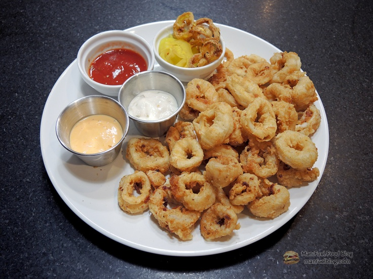 Home Is A Kitchen - Fried Calamari Recipe