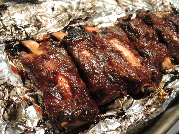 Home Is A Kitchen - Oven Beef Ribs