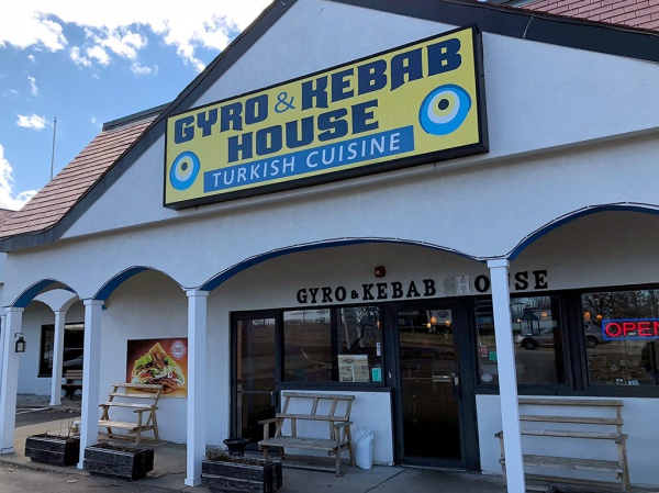 Home Is A Kitchen - Gyro & Kebab House - Norwood, MA - Review