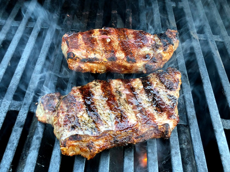 Home Is A Kitchen - Butcher Box Review - Sirloin Steaks