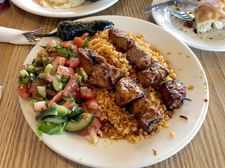 Home Is A Kitchen - Gyro & Kebab House - Norwood, MA - Lamb Kebab