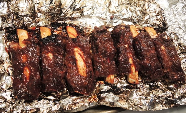Home Is A Kitchen - Beef Ribs in the Oven