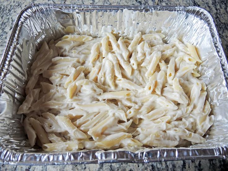 Home Is A Kitchen - macarona-bechamel-recipe-pastitso-bottom-layer