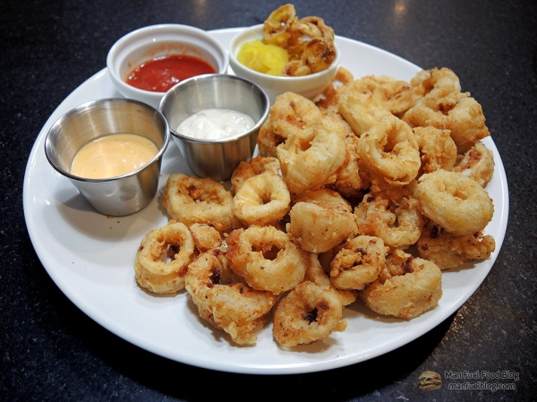 Home Is A Kitchen - Restaurant Style Fried Calamari Recipe