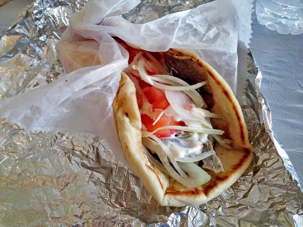 Home Is A Kitchen - Homemade Gyro Meat Recipe - Gyro Sandwich