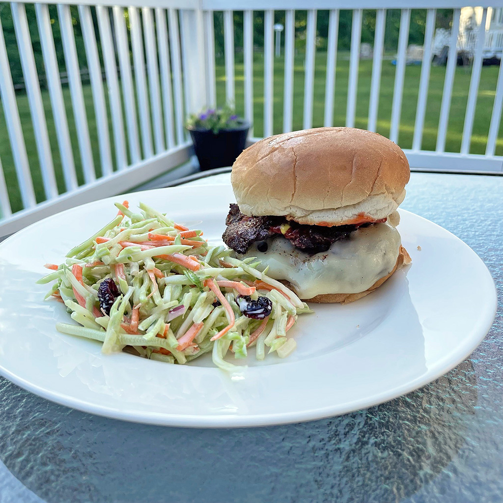 Home Is A Kitchen - Crowd Cow Review - Wagyu Cheeseburger